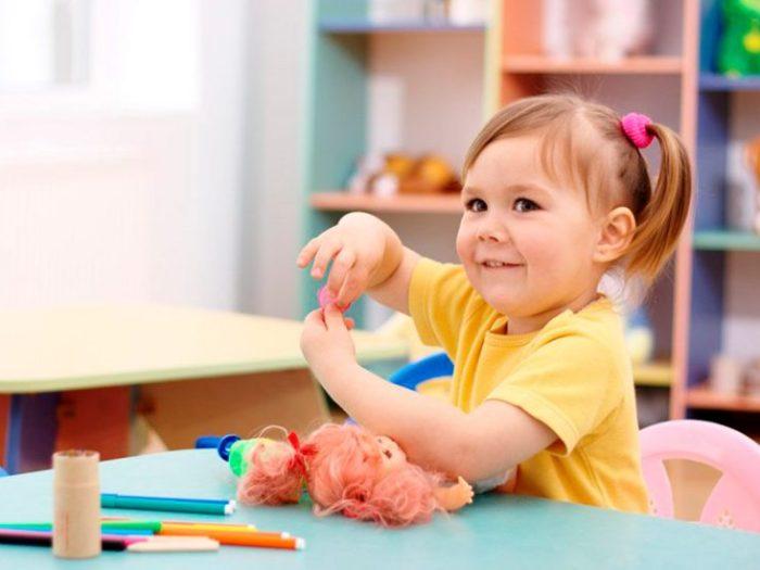 Когда же идти ребёнку в детский сад?