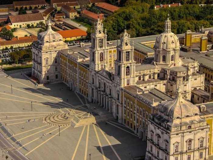 Португалия - страна флибустьеров