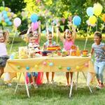 Как организовать день рождения ребёнка на природе