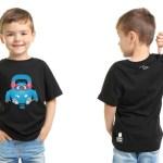 На что нужно обратить внимание при выборе детской футболки?