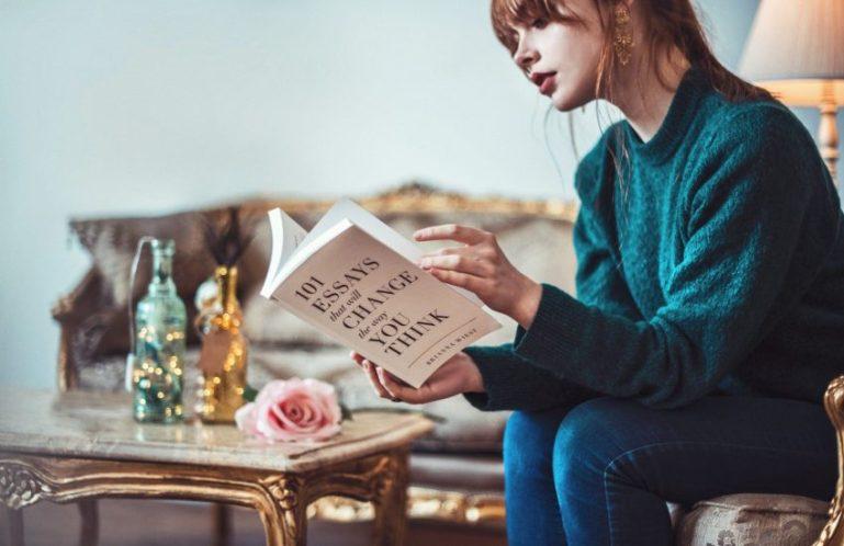 О пользе чтения: 5 причин взять в руки хорошую книгу!