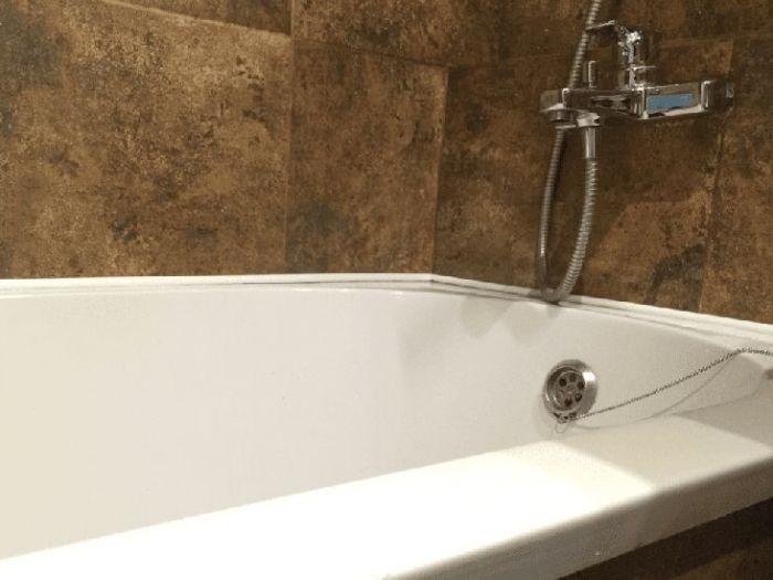 Как продлить жизнь эмалированной ванне?