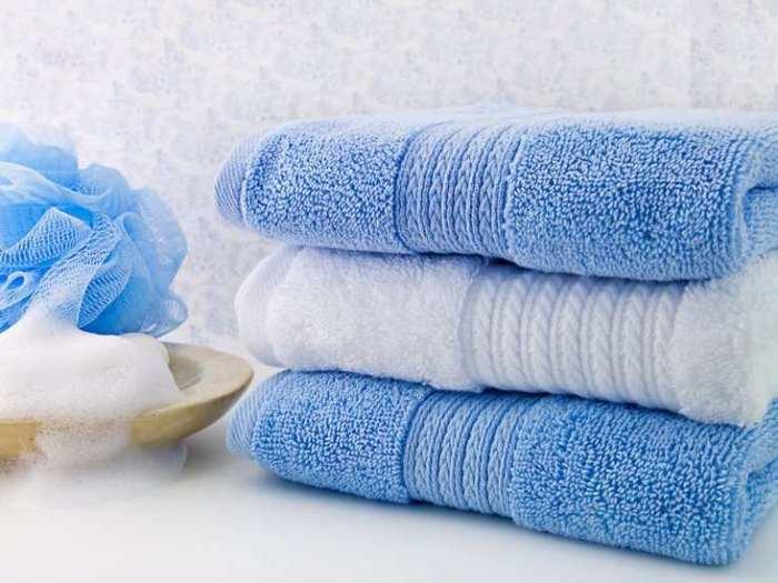 Полотенца в доме: Сколько их должно быть