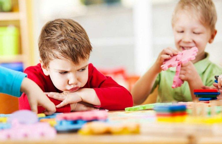Как адаптировать ребенка к детскому саду