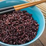 Почему нужно есть черный рис