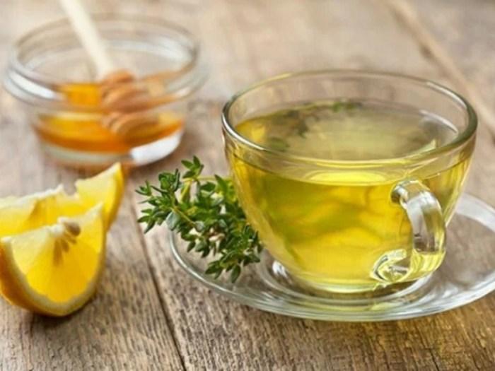 Как лечить кашель с помощью чая с шалфеем, лимоном, тимьяном и медом