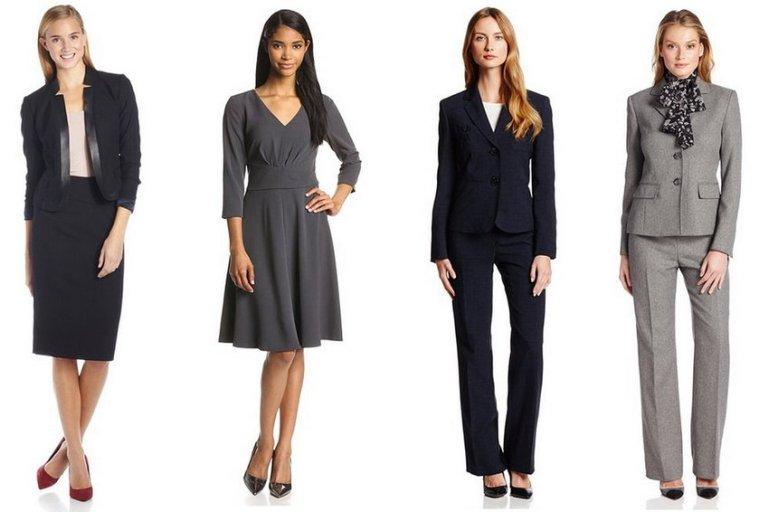 Как соблюдать классический стиль одежды