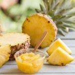 Полезные свойства ананаса