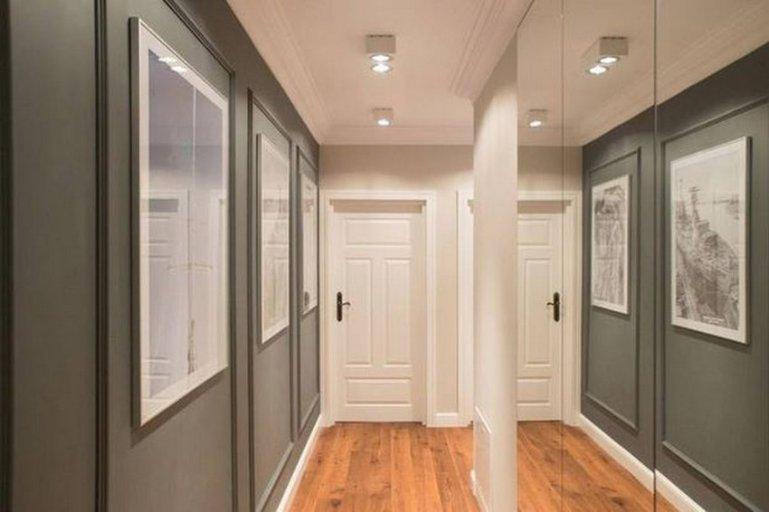 Как расширить узкий коридор