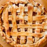 Рецепт пирога с яблоками и мёдом