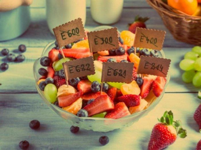 5 опасных пищевых добавок, которые до сих пор разрешены