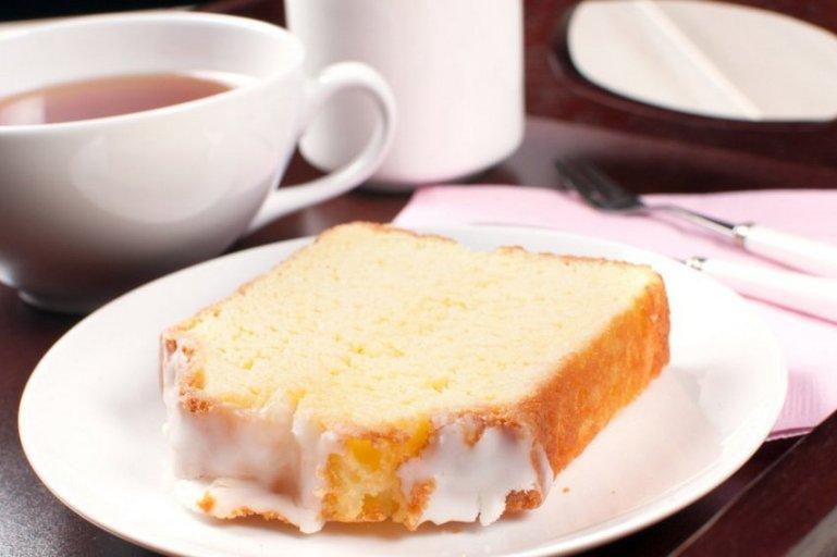 Как приготовить пирожное с молочной заливкой