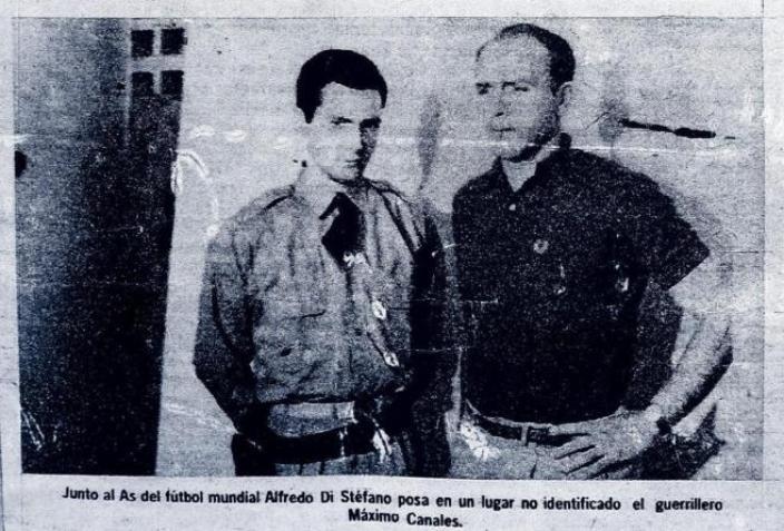 secuestro de Di Stéfano