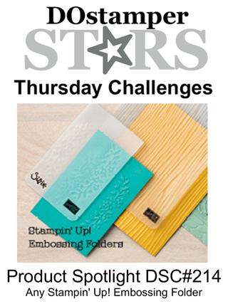 DOstamperSTARS Thursday Challenge 214 Hexagons Dynamic