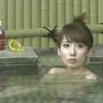 [盗撮] すんごい美人の露天風呂盗撮