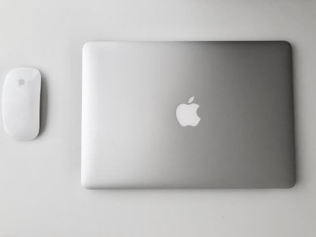 マジックマウス 2とMacBook Air