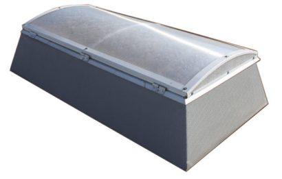 вентиляційних пристроїв системи природного димо- та тепловидалення «SVS»