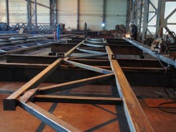 Слесарь по сборке металлоконструкций