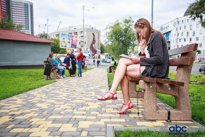 Реставрация площади в Киеве