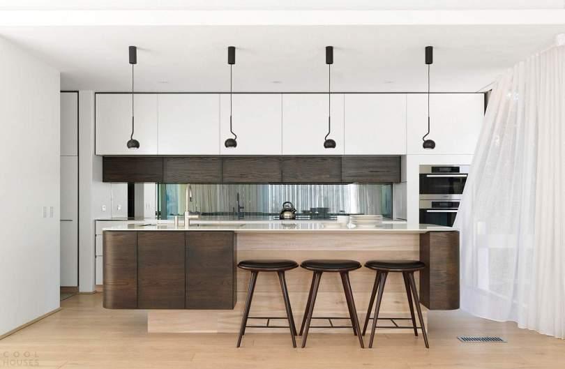 Дом с уникальным дизайном в Австралии