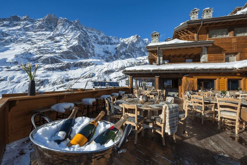 Отель Principe delle Nevi у подножия горнолыжной зоны в Италии