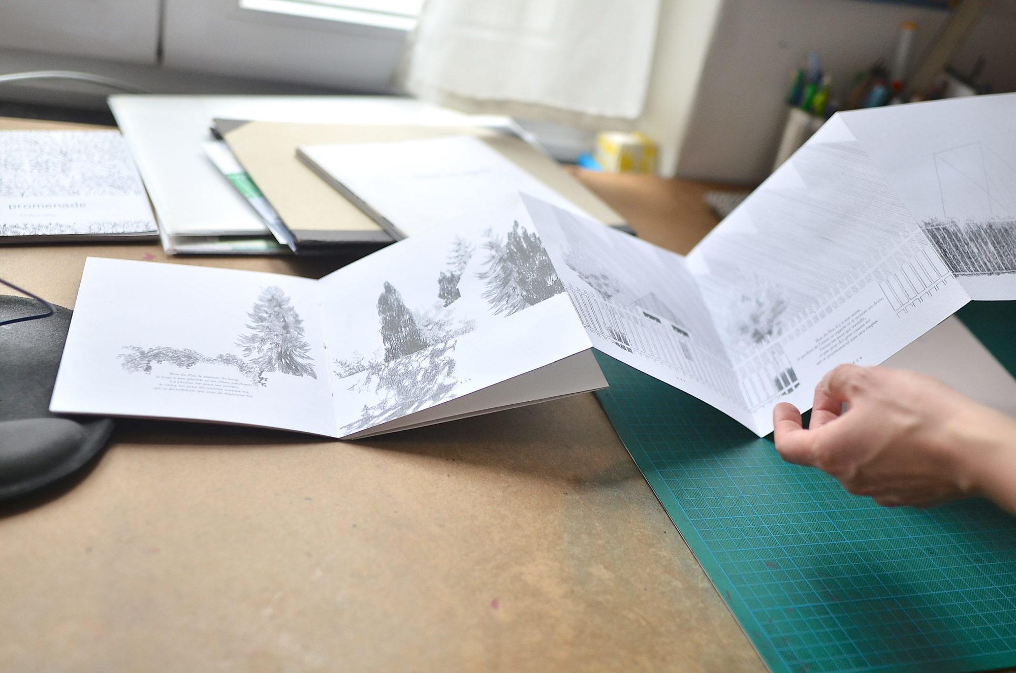 livre, fait maison, handmade, Giulia Gallino, Bruxelles, Dot-To-Dot magazine , atelier