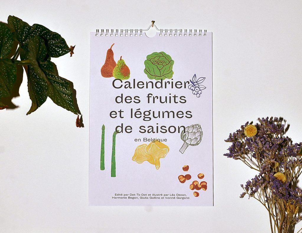 calendrier des fruits et légumes de saison édition 2020