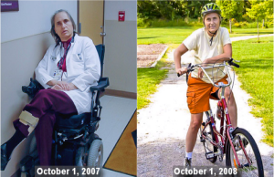 Her TEDx Talk went viral for good reason. Dr. Terry Wahls describes how changing her diet reversed her MS symptoms and got her out of a wheelchair.