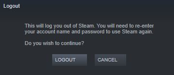 Перезапустите клиент Steam и Dota 2