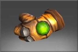 Emerald Frenzy Glove Dota 2 Wiki