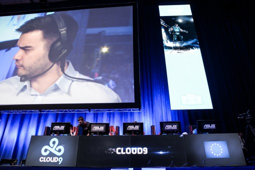 cloud 9 dota 2 starladder