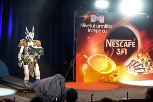 dreamhack bucharest cosplay
