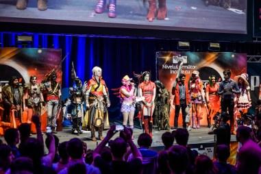 dreamhack bucharest cosplay