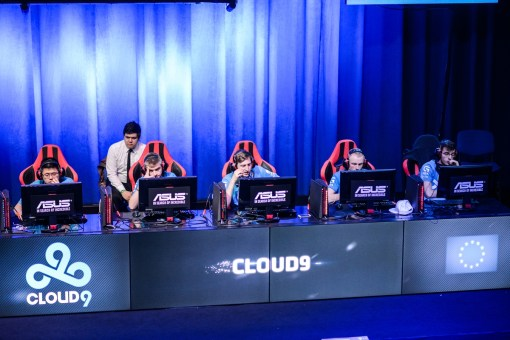 Cloud 9 C9 Dota 2 MarsTV Dota 2 League
