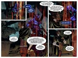 TI5 compendium comic the summoning 7