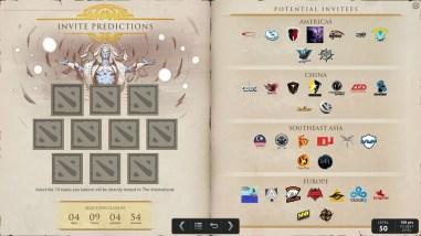 TI5 compendium predictions
