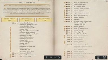 TI5 compendium rewards