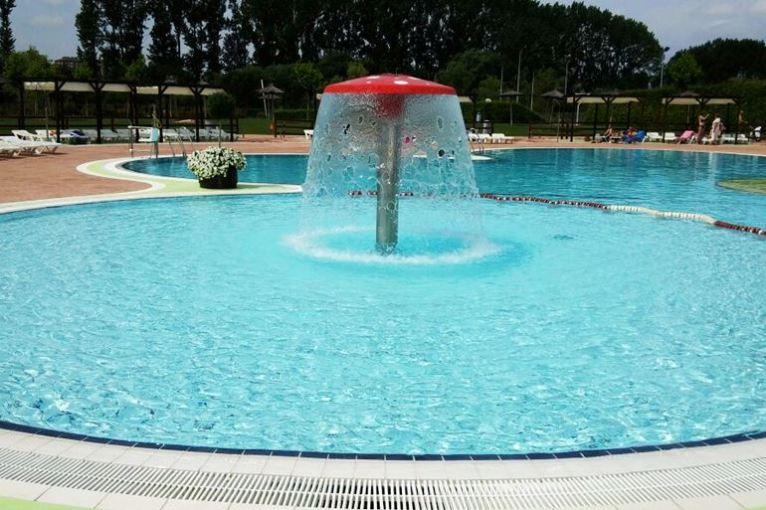 El Baskonia pool
