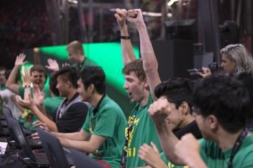 Team BigDaddy N0tail wins the TI5 All Star Match