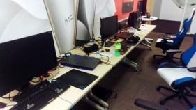 Cloud 9 TI5 bootcamp facility in Seattle, Washington