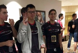 compLexity Gaming after their first group stage series