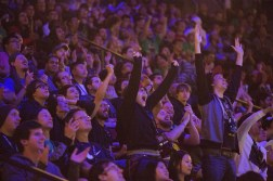 TI5 crowd