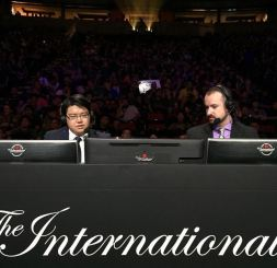TI5 pictures day 1-2