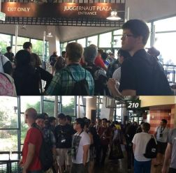 TI5 pictures day 1-5