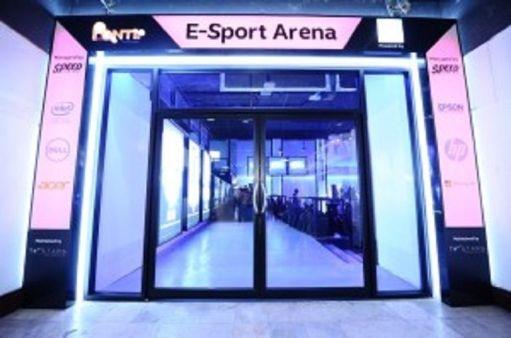 Dota 2 E-Sports Arena in Bangkok