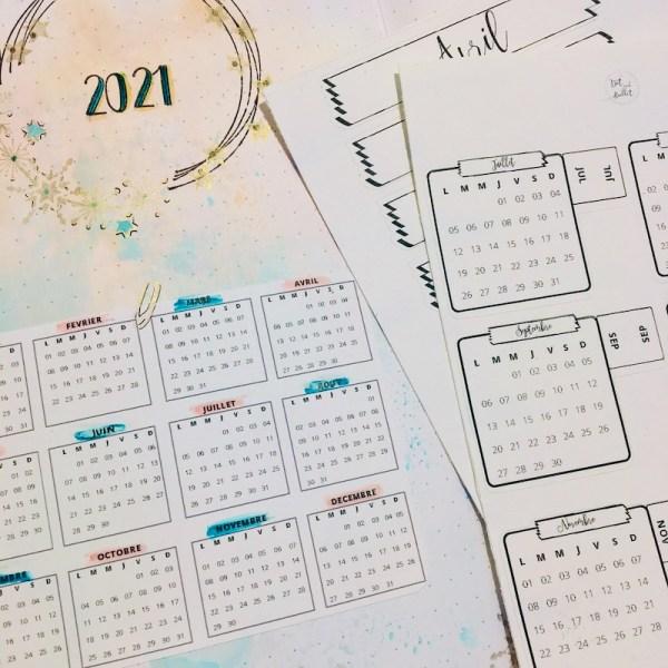 Sticker-bullet-journal-calendrier
