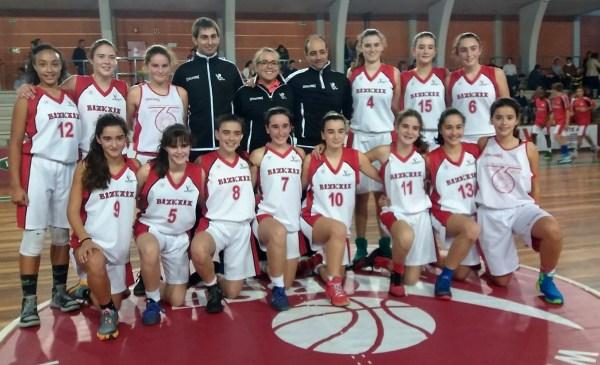 La selección femenina ha ganado el torneo