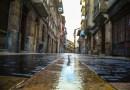 [dotb.eus] Lunes gris y lluvioso, martes y miércoles más soleado, después volverá la lluvia