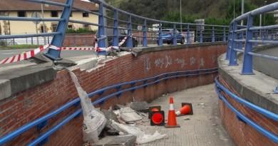 [dotb.eus] [zuredot] El acceso al paso subterráneo en Abadiño, más de un mes en esta situación