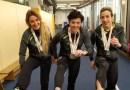 [dotb.eus] Las veteranas de Durango Kirol Taldea ganan 12 medallas en el Campeonato de Euskadi